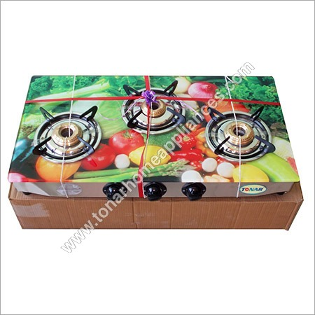 3 Burner Gas Stove