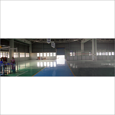 Floor Epoxy Coating