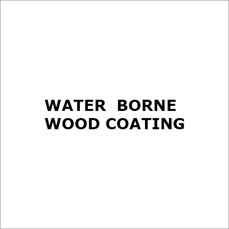 Waterborne Wood Coating