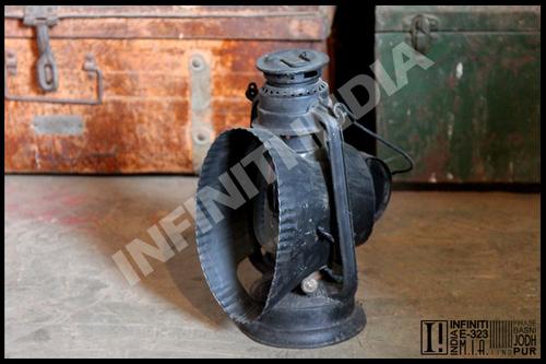 Antique Railway Lantern
