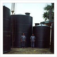 HDPE Storage Tanks