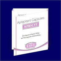 Aprepitant Capsule 125mg and 80mg
