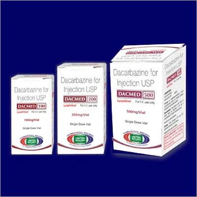 Dacarbazine 100mg/200mg/500mg Injection