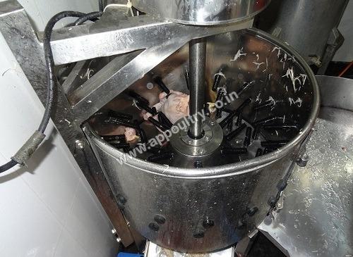 Chicken Processing Machine