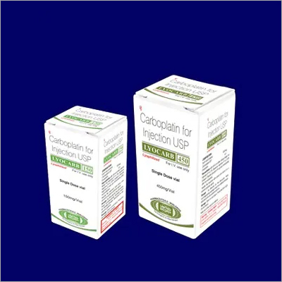 Carboplatin 450 mg Injection