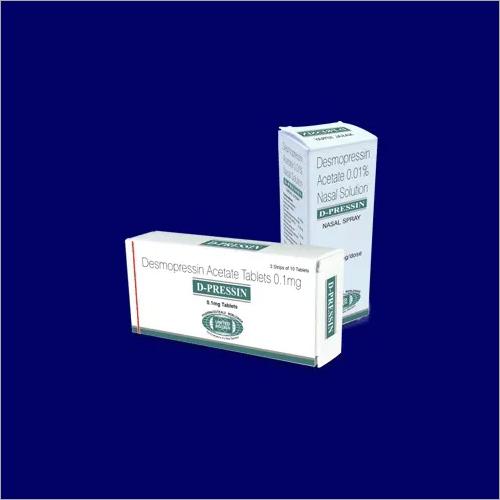 Desmopressin Acetate 0.01% Nasal Solution