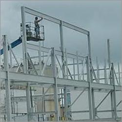 Prefab Building Fabrication
