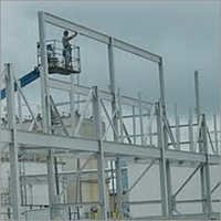 Prefab Building Fabrication