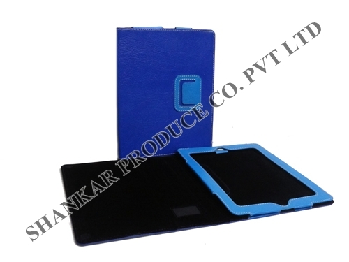 Designer Leather I Pad Cover