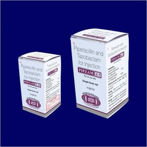 Piperacillin and Tazobactam for Injection