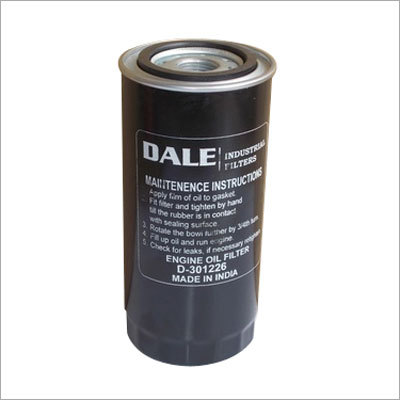 PORTABLE OIL FILTER