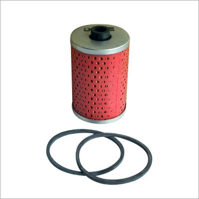 Dale Fuel Filter Red Color