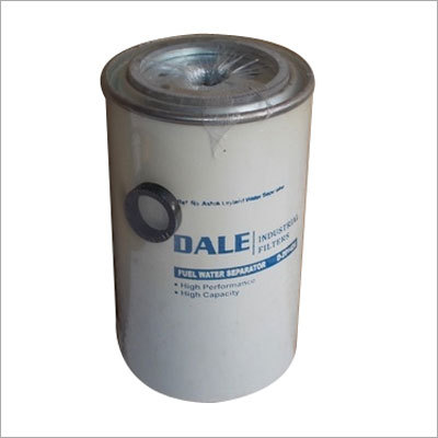 Fuel Filter Grey Color