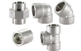 SS 304 Forged Fittings