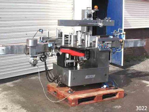 Harland Minex Self Adhesive Labelling Machine