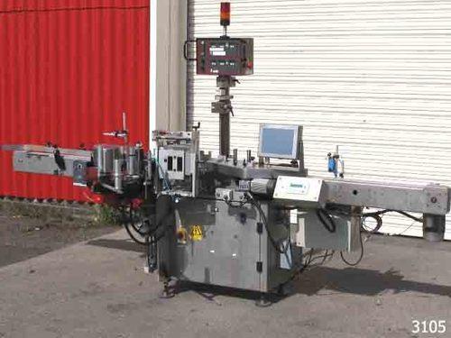 Harland Sirius Automatic Labelling Machine