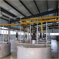 Industrial Dewaxing Plant