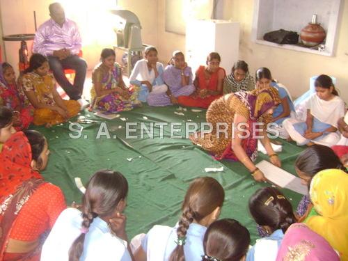 Training Photo of Rajasthan Savai Madhavpur Chaan