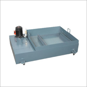 Machine Coolant Tank