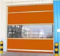 Colored High Speed Rolling Shutters