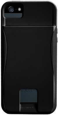 Case-Mate POP ID CM022408 Case for Apple iPhone 5 (Black)