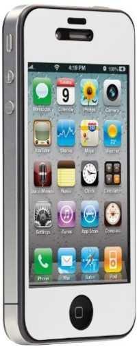 Case-Mate SP CM023278 Zero Screen Protector Foil for Apple iPhone