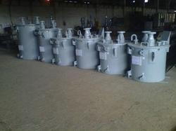 Industrial FRP Storage Tanks