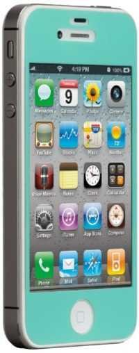 Case-Mate SP CM023284 Zero Screen Protector Foil for Apple iPhone 4/4S