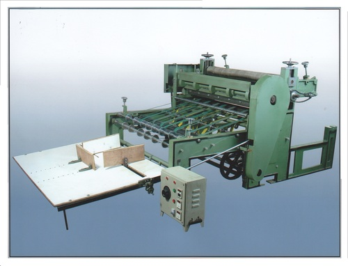 Roll To Seat Cutter Machine
