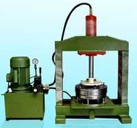 Low Cost Thali Making Machine