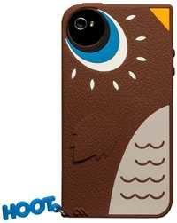 Case-Mate Creatures CM016349 Hoot Case for Apple iPhone 4/4S