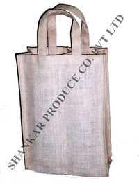 Jute Double Bottle Bag in Kolkata