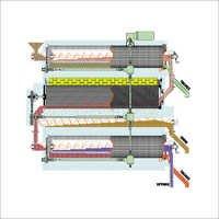 Grading Combination Uniflow Machine