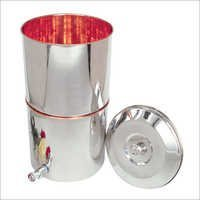 Copper Steel Water Filter