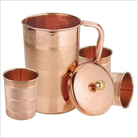 Copper Lemon Set