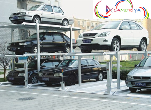 Three Level Car Parking System