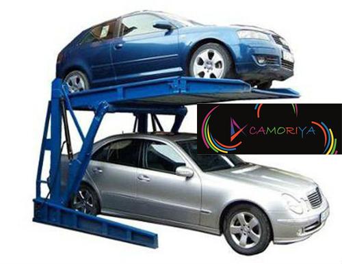 Jack Type Car Parking System