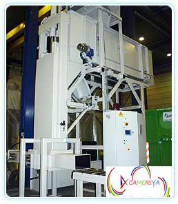 Semi Automatic Bagging Press