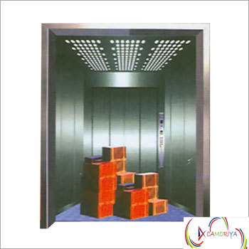 Heavy Load Goods Lift
