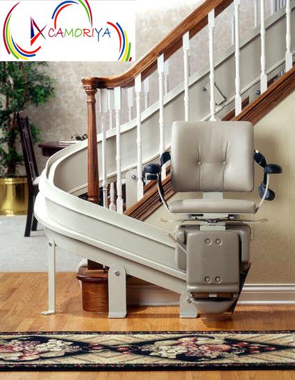 S Type Stairs Lift