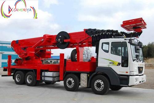Truck Mounted Telescopic Boom Lift