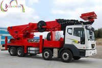 Truck Mounted Telescopic Boom Lift