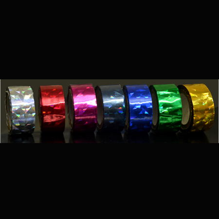Diamond Holographic Tape