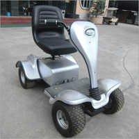 3 Wheel Electric Cart