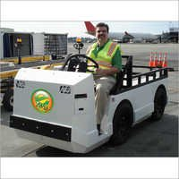 Electric Tow Tractor