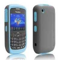 Case Mate Hybrid Tough Cases For Blackberry Curve 8520/8530/9300