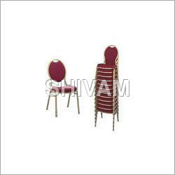 Flexible Back Banquet Chair