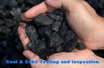 Coal and Coke Testing