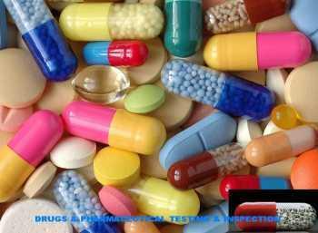 Drugs & Pharmaceuticals Testing