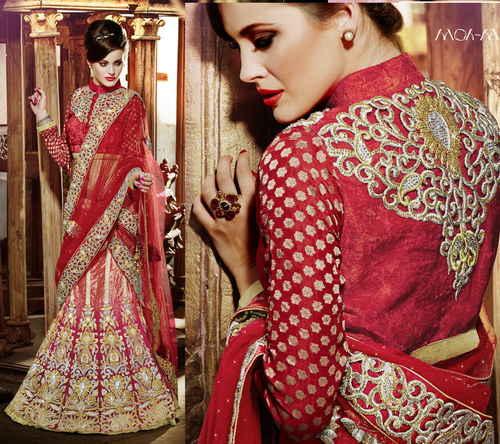 Astonishing Designer Bridal Lehenga